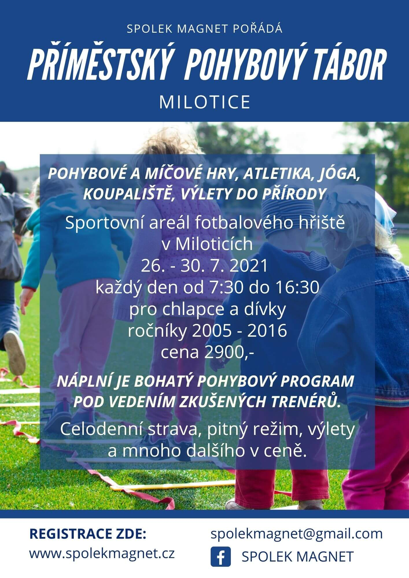 MAGNET KEMP_Milotice_Leták_Děti